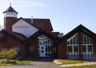 Hotel am Medemufer - Dachstuhl