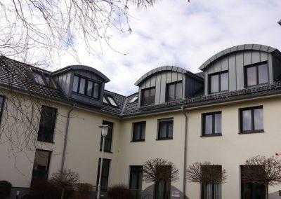 Klinik Nordseeküste - Gauben & Dachstuhl