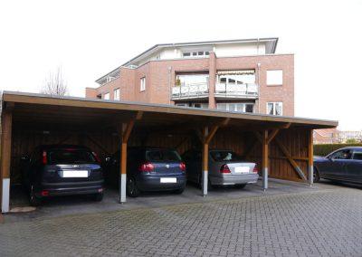 Neubau Carport